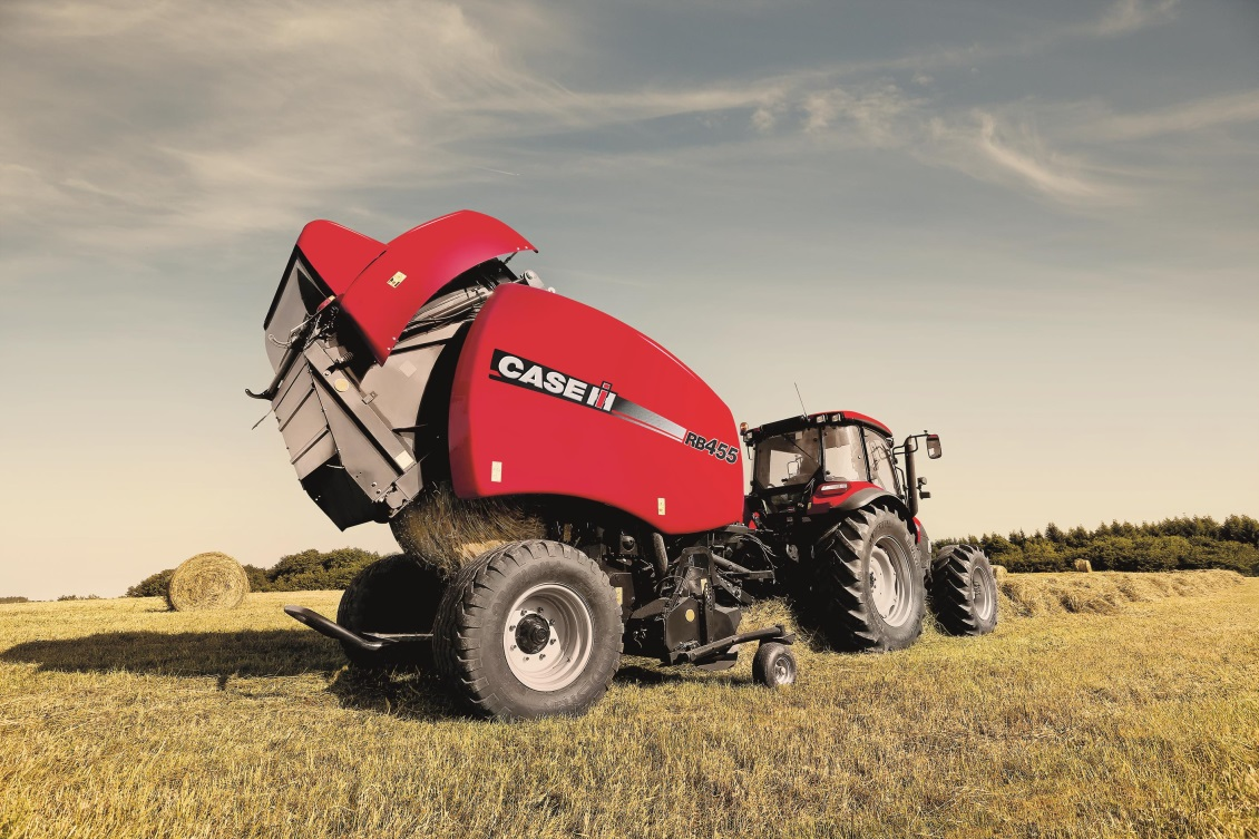 Case IH Baler Competition