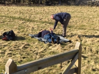 First Aid at Work for Outdoor & Lone Workers